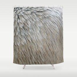 Fur || Shower Curtain