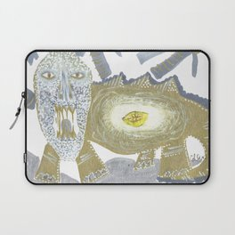 Tommy the Sour Dino Laptop Sleeve