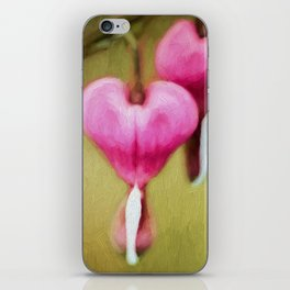 Hearts of Spring iPhone Skin