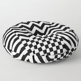 Dazzle 01 Floor Pillow