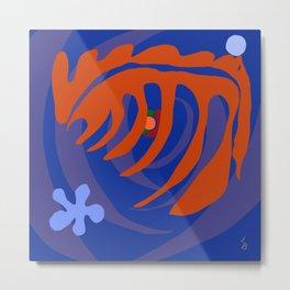 Abstract #004 v. 02 Metal Print