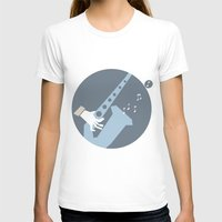 jazz T-shirts featuring jazz by liva cabule