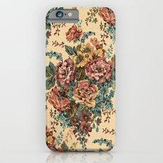 ANTIQUE BOUQUET Slim Case iPhone 6s