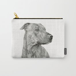 Ittie Bittie Pittie Carry-All Pouch