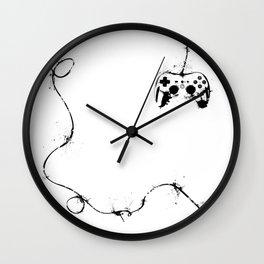 Gaming Console Wall Clock