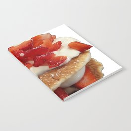 pancakes_strawberries_and_whip_cream Notebook