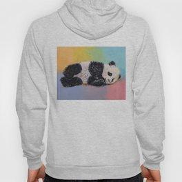 Baby Panda Rainbow Hoody
