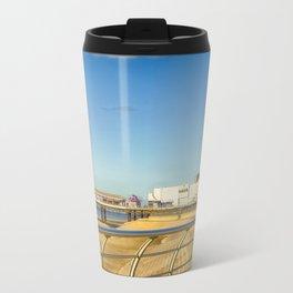 The North Pier Blackpool Travel Mug