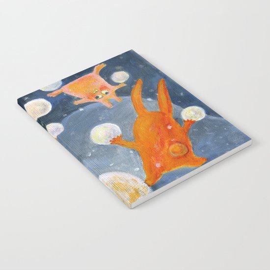 snowballs Notebook