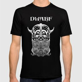 Character Creations: Dwarf Male T-shirt