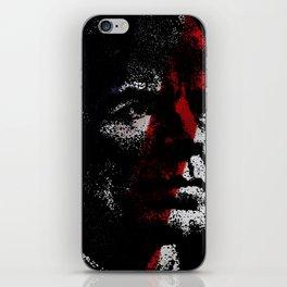 Stamper iPhone Skin