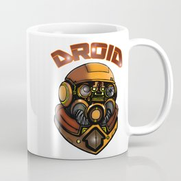 DROID77 Coffee Mug