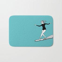 The Surfer Girl Bath Mat
