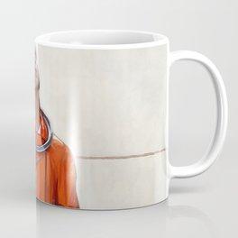 Abed The Astronaut - Six Seasons And A Movie - Community Coffee Mug