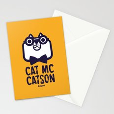 Cat Mc Catson Stationery Cards