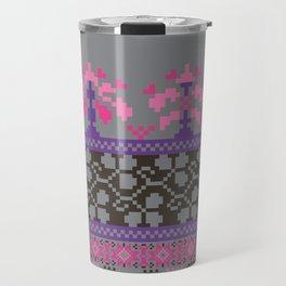 Nu-Arabesque Pattern 1 Travel Mug
