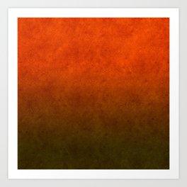 """""""Sabana Sunset Light"""" Art Print"""