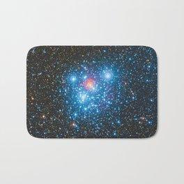 The Jewel Box Kappa Crucis Star Cluster NGC 4755 Bath Mat
