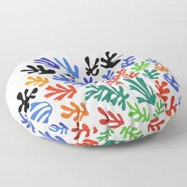 Matisse Floral Pattern #1 Floor Pillow