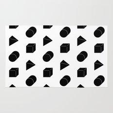 Shapes Pattern Rug