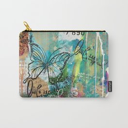 Live Iife Inspired Carry-All Pouch