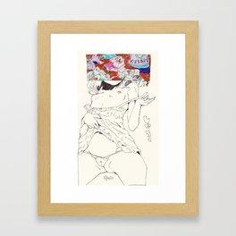 s Framed Art Print
