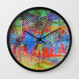For when the segmentation resounds, abundantly. 09 Wall Clock