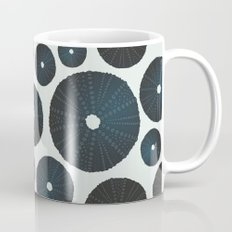 Sea's Design - Urchin Skeleton (Black) Mug
