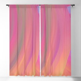 Sunrise Melody Blackout Curtain