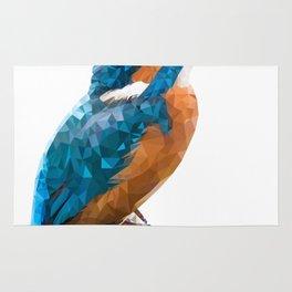 River Kingfisher Rug