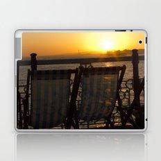 Sunset from Brighton Pier Laptop & iPad Skin