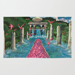 The Water Temple Rug