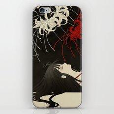 untitled death iPhone & iPod Skin