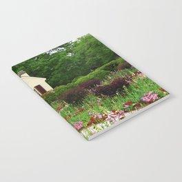 Cottage Garden - Colonial Williamsburg Notebook