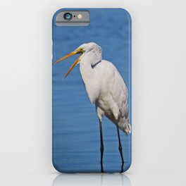 What's Goin' On Over There iPhone Case