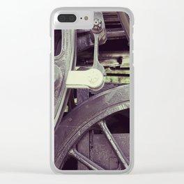 Caliper Clear iPhone Case