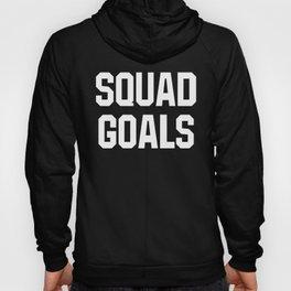 Squad Goals (Magenta Background) Hoody