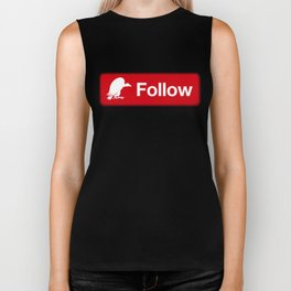Follow the Buzzards Biker Tank