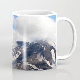 Mount St Helens lava dome 2 Coffee Mug