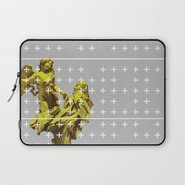 YELLOW ECSTASY Laptop Sleeve