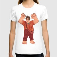 wreck it ralph T-shirts featuring I'm Gonna Wreck It! by shaunaoconnor