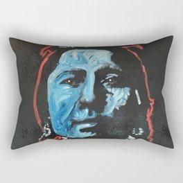 Chief Thundercloud Rectangular Pillow