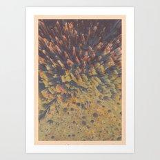 FLEW / PATTERN SERIES 008 Art Print