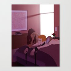 Aftercare Canvas Print