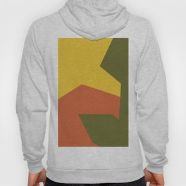 Minimalism Abstract Colors #6 Hoody