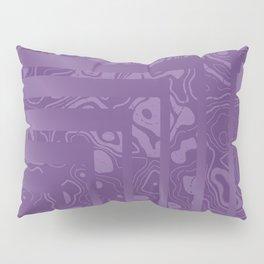 Clashing Natures Pillow Sham