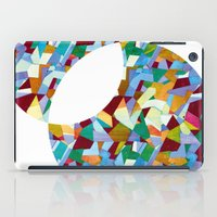 mozart iPad Cases featuring Mozart abstraction by Laura Roode