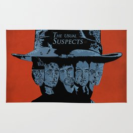 The Usual suspects Rug