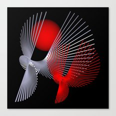 looping Canvas Print