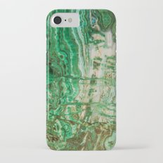MINERAL BEAUTY - MALACHITE iPhone 7 Slim Case
